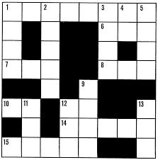image:  crossword puzzle