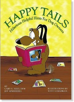 HappyTails image of book